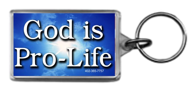 God Is Pro-Life